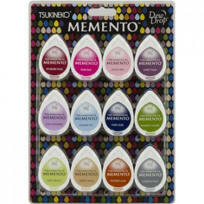 Memento Dew Drops Set Sorbet Scoops