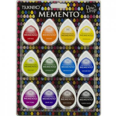 Memento Dew Drops Set Gum Drops