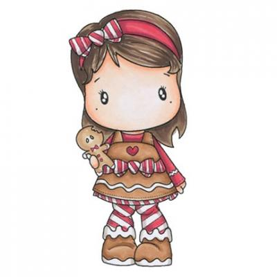 Swiss Pixie Gingerbread Lucy