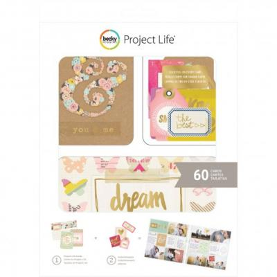 Project life value kit notes & things