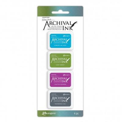 Ranger Wendy Vecchi mini archival ink pad kit 2