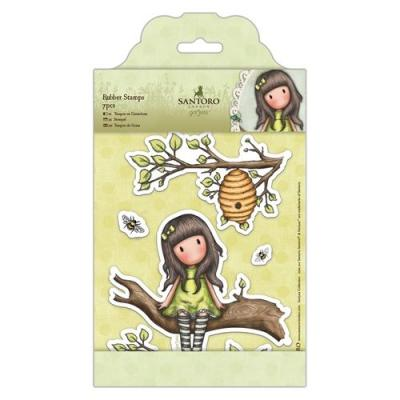 Gorjuss Rubber Stamps Spring & Sommer Collection - The Little Leaf