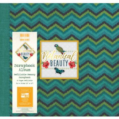 First Edition - Botanical Beauty 12x12 Inch Album Chevron