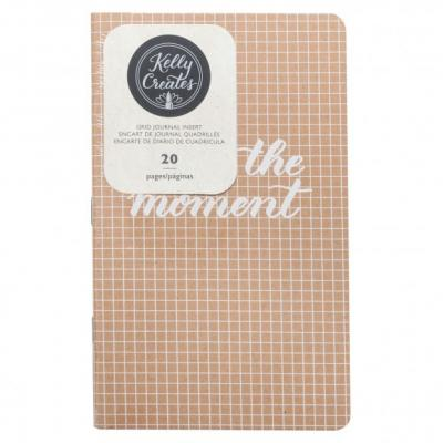 Kelly Creates Journaling Inserts - Grid