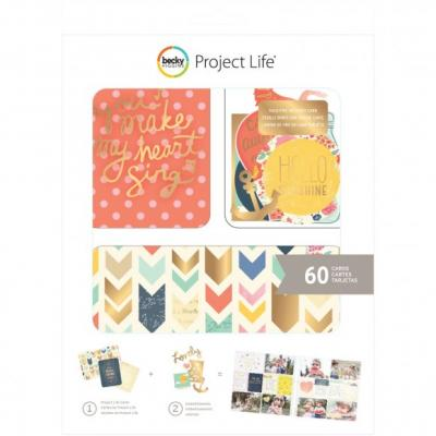 Project life value kit - Lucky Charm