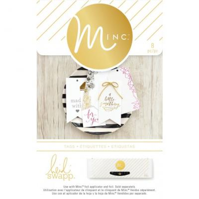 Heidi Swapp Minc Tags For You