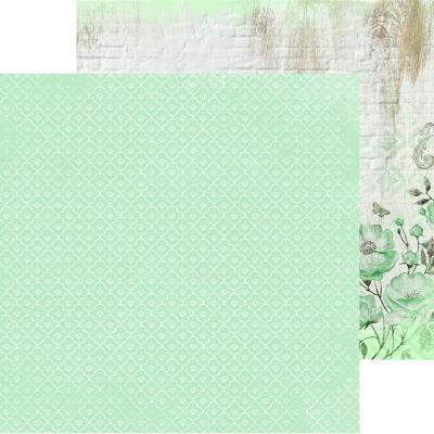 Kaisercraft Memory Lane Designpapier - Mint Blush