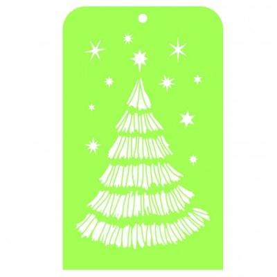 Kaisercraft Designer Template Christmas Tree