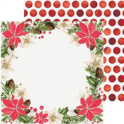 Kaisercraft Peace & Joy Designpapier - Festivity