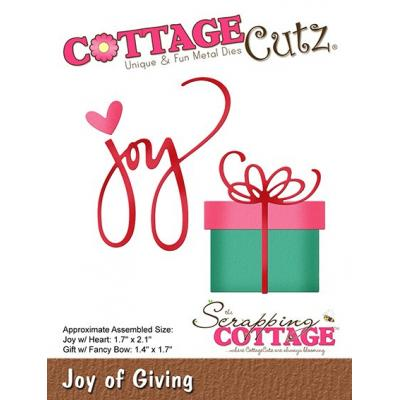 Cottage Cutz - Joy of Giving