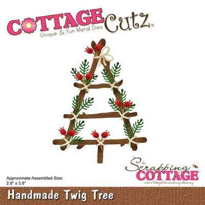 Cottage Cutz - Twig Tree