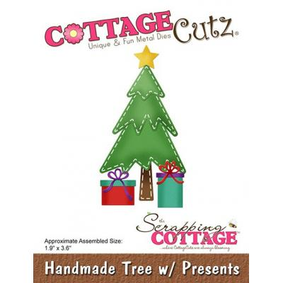 Cottage Cutz - Tree with Presents