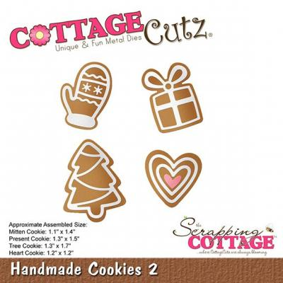 Cottage Cutz - Handmade Cookies 2