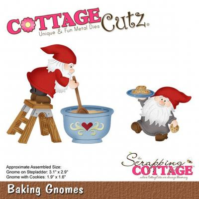 Cottage Cutz - Baking Gnomes