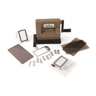 Sizzix Sidekick Starter Kit - Brown & Black
