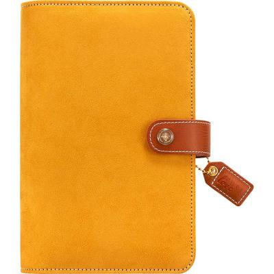 Websters Pages Personal Planner Kit - Mustard Suede
