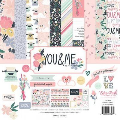 Echo Park You & Me Collection Kit