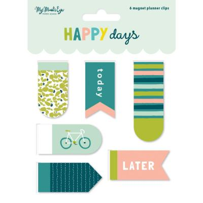 My Mind's Eye - Happy Days Magnetic Clips