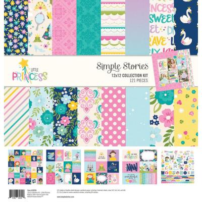 Simple Stories Little Princess - Collection Kit