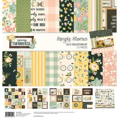 Simple Stories Spring Farmhouse - Collection Kit