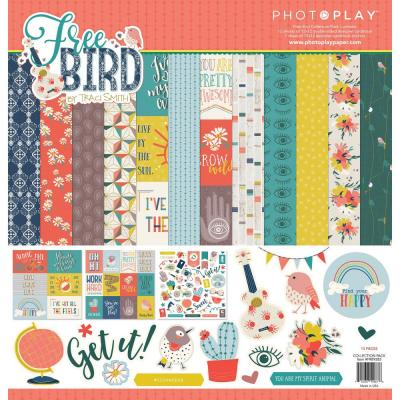 PhotoPlay Free BIrd - Collection Pack