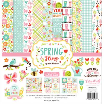 Echo Park Spring Fling - Collection Kit