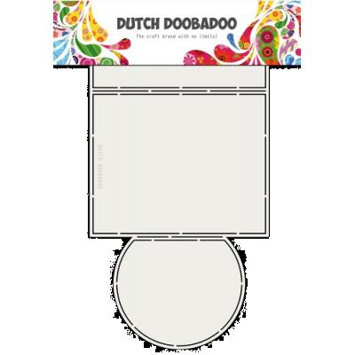 Dutch Doobadoo Schablone - Karte - Circle
