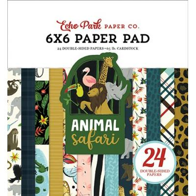 Echo Park Animal Safari -  Paper Pad