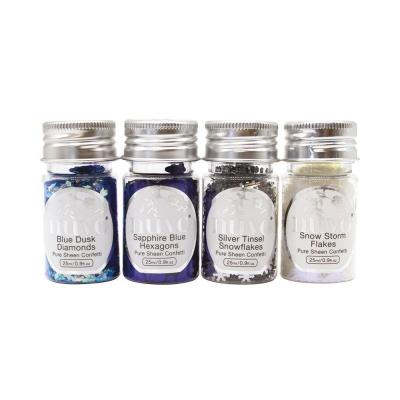 Nuvo - Pure Sheen 4 Pack - Let it Snow