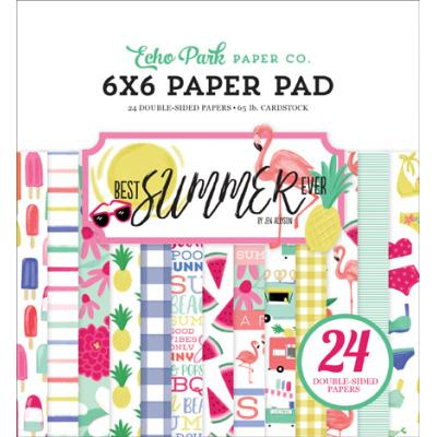 Echo Park Best Summer Ever - Paper Pad