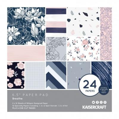 Kaisercraft Paper Pad - Breathe