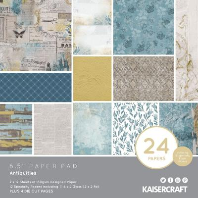 Kaisercraft Antiquities - Paper Pad