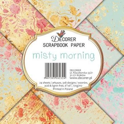 Decorer Paper Pack - Misty Morning