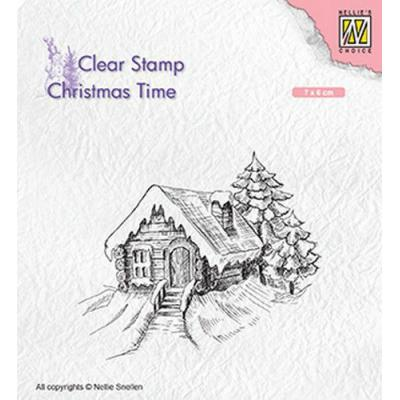 Nellies Choice Clear Stamps - Landhaus