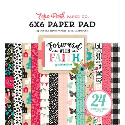 Echo Park Forward with Faith - Paper Pad
