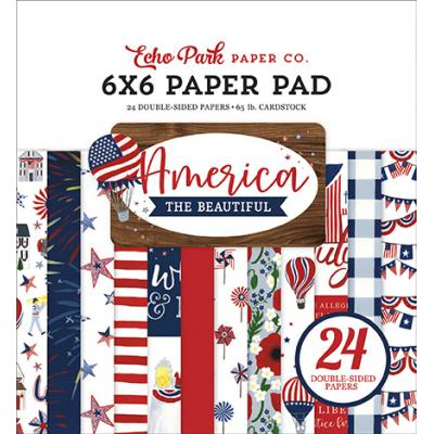 Echo Park America The Beautiful - Paper Pad