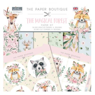 The Paper Boutique Magical Forest - Paper Kit