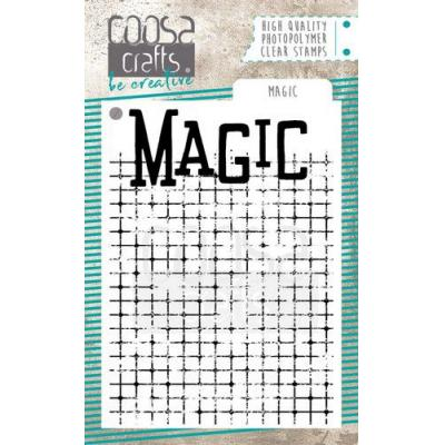 COOSA Crafts Clear Stamp - Magic