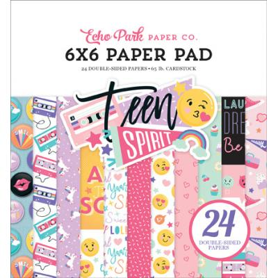 Echo Park - Teen Spirit Girl - Paper Pad