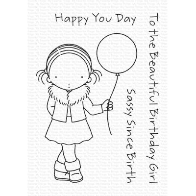 My Favorite Things Clear Stamps - Happy You Day