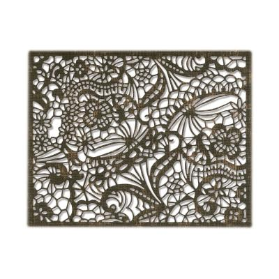 Sizzix - Thinlits Stanzschablone - Intricate Lace
