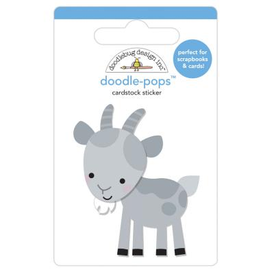 Doodlebug Down on the Farm - Doodle-Pops - Billy Goat
