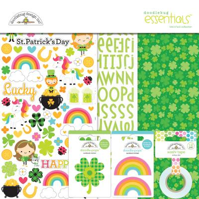 Doodlebugs Lots o' Luck - Essentials Kit