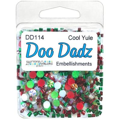 Buttons Galore - Doodadz Embellishments