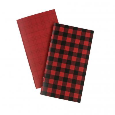 Echo Park Traveler Notebook Insert Red Buffalo - Daily Calendar
